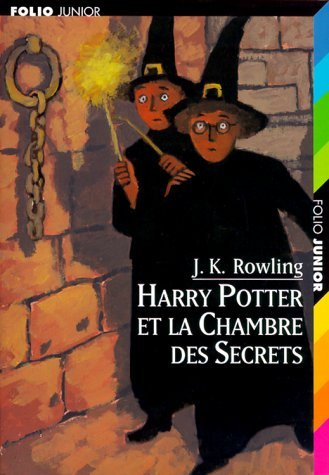 2 - Harry potter la chambre des secrets ...