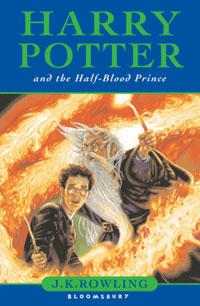 Скачать Harry Potter and the Half-Blood Prince на английском языке