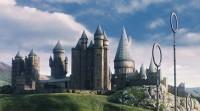 Хогвартс - панорамный вид