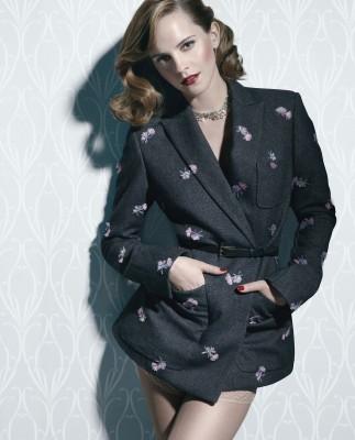 Эмма Уотсон для W журнала - Emma Watson for W Magazine - 2013