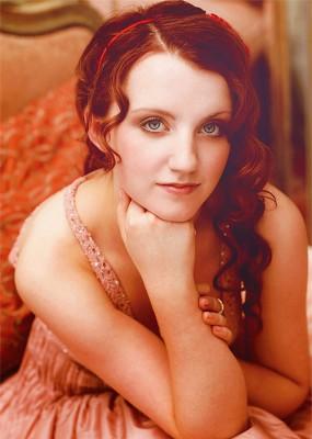 Эванна Линч – рыжая. Evanna Lynch Red Hair