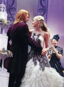Свадьба Билла Уизли и Флёр Делакур - фото со свадьбы