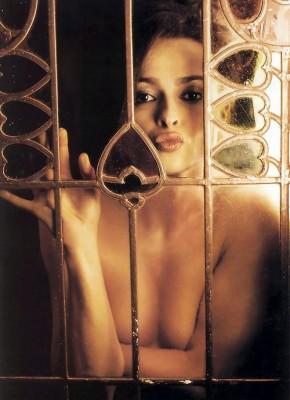 Эротические фотографии Хелены Бонем Картер