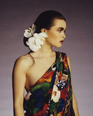 Хелена Бонем Картер в молодости - фотография