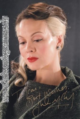Нарцисса Малфой – фотография с автографом