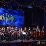 Фанаты «Гарри Поттера» услышали музыку из любимого фильма в исполнении симфонического оркестра
