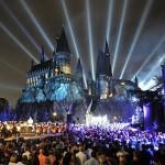 В США открылся новый тематический парк Гарри Поттера