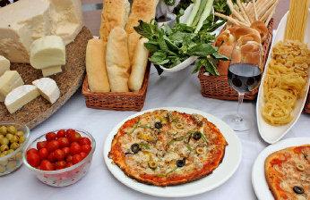 Октябрьские фестивали и ярмарки еды в Италии